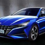 Hyundai Elantra thế hệ mới lộ diện với vẻ ngoài sắc sảo