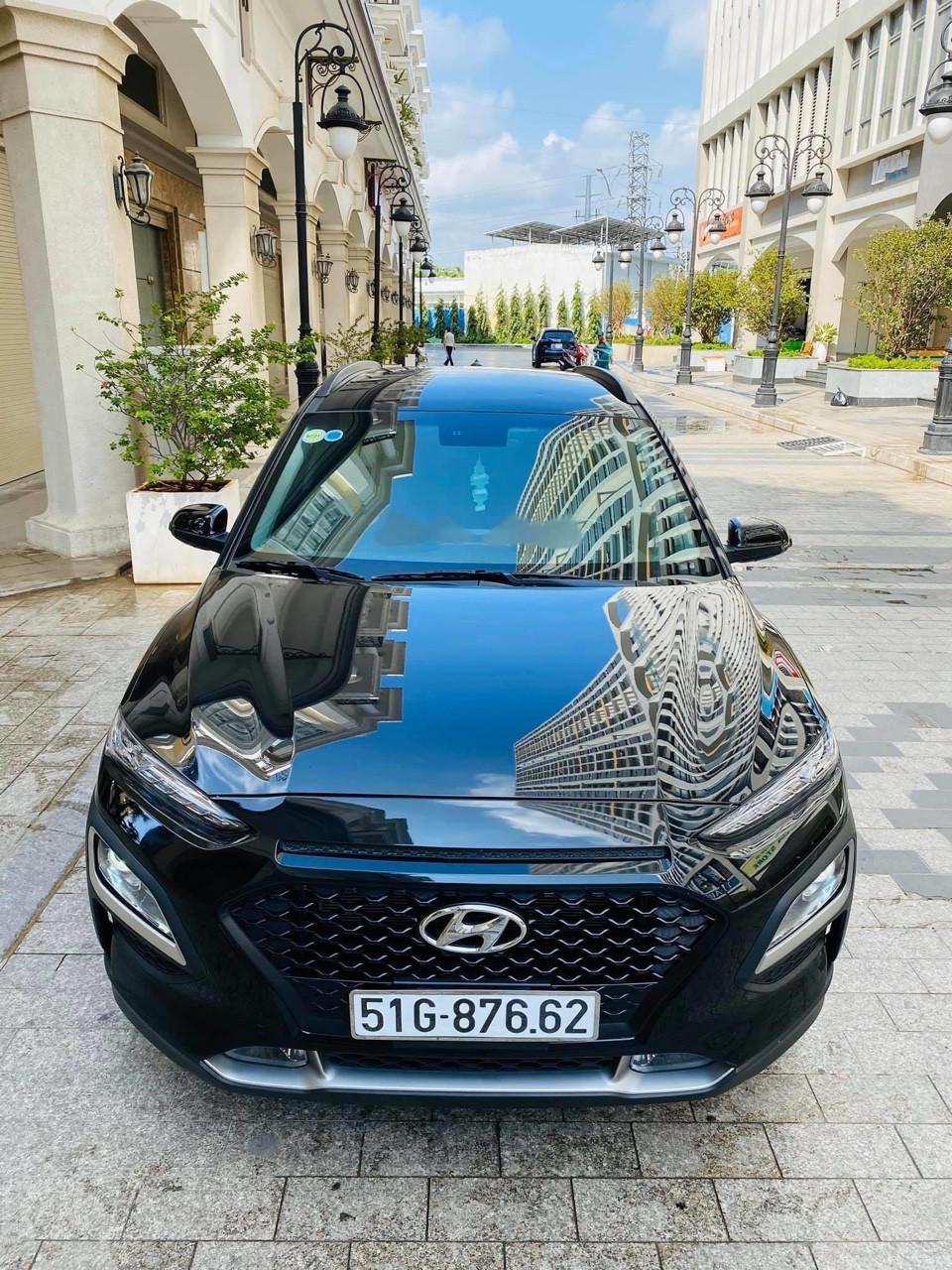 Hyundai Kona 2019 lướt đẹp như mới