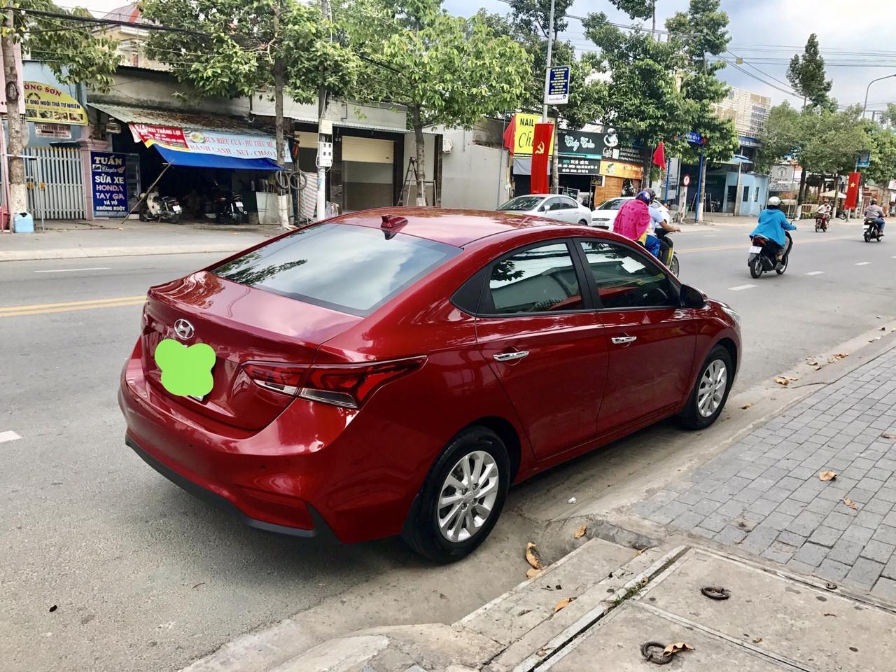 Accent 2019 lướt đẹp leng keng giá hợp lý